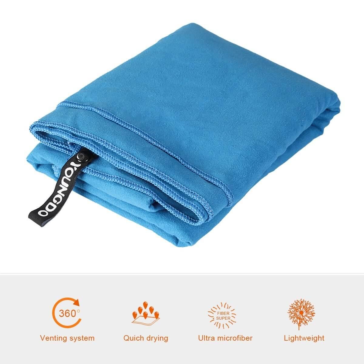ジムに通ってるならこのタオルが絶対におすすめ!