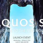 SHARPが3月28日にフルディスプレイ、デュアルレンズ+ノッチカメラ搭載の『AQUOS S3』を発表!
