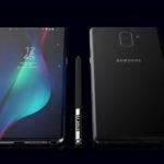 SAMSUNG Galaxy Note 9  | 7月下旬にリリース予定