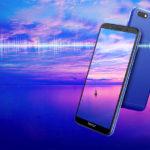 Huawei Honor 7S | 電話としての機能を拡張した小型スマートフォンがリリース!