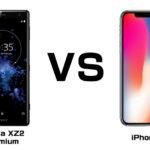 SONY Xperia XZ 2 Premiumと Apple iPhone X 超最強のフラッグシップ、買うならどっち!?