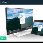 Alexa for PC ODMを使えばAlexa搭載パソコンが自社ブランド名義で簡単に作れる時代