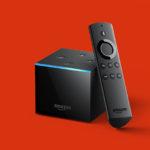 Fire TV CubeはAlexa搭載でテレビ周りが音声コントロール可能になる4K動画配信対応BOX