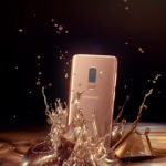 Samsung Galaxy S9 ラグジュアリーなサンライズゴールドモデルをリリース!