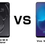 Xiaomi Mi 8 Explorer とVivo Nex S 超最強のフラッグシップ、買うならどっち!?