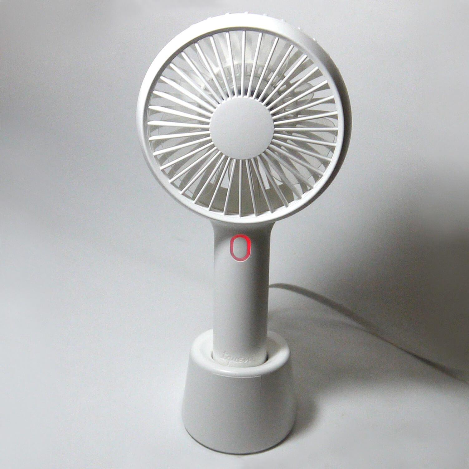 充電 フラン フラン 扇風機