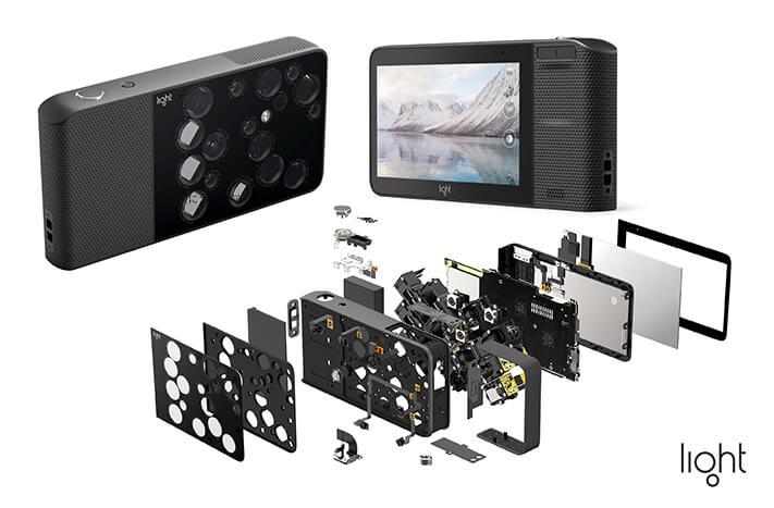 Light L16は16個のレンズを使って超高画質画像が撮れる最強のコンデジ!ついに日本発売開始!