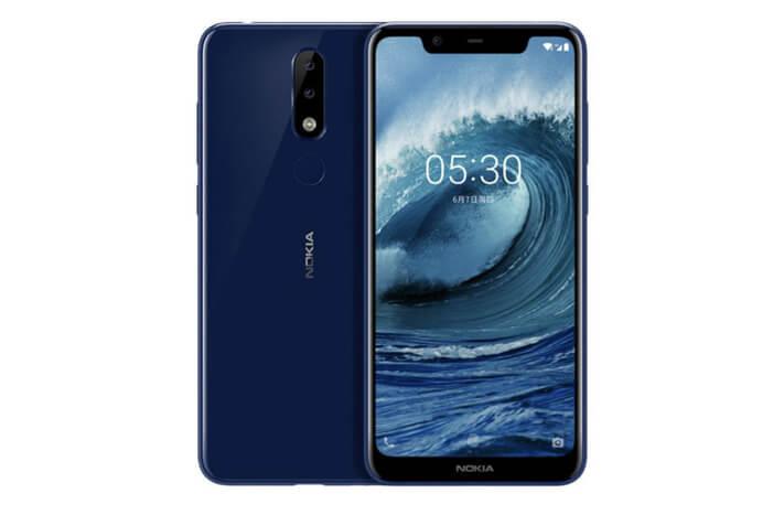 Nokia X5はSocにHeilo P60を搭載して7月18日にリリース予定!