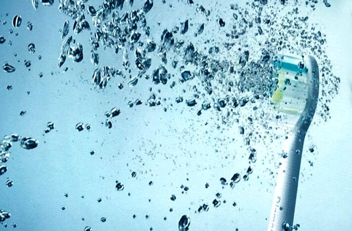 ソニッケアー プロテクトクリーンの音波水流が凄かった!体感できる水流ビームが歯垢を狙い撃ち!
