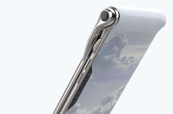 Hubble PhoneはSnapdragon855搭載のスマホを2台合体させた、やりすぎ未来型の超フラッグシップモデル!