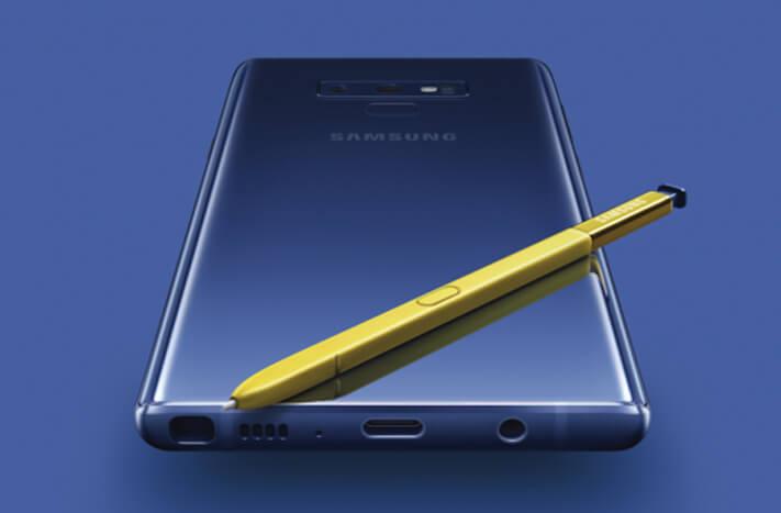 Galaxy Note 9はSペンのBluetooth化とDexモードの強化で最強のビジネススマホへと進化!