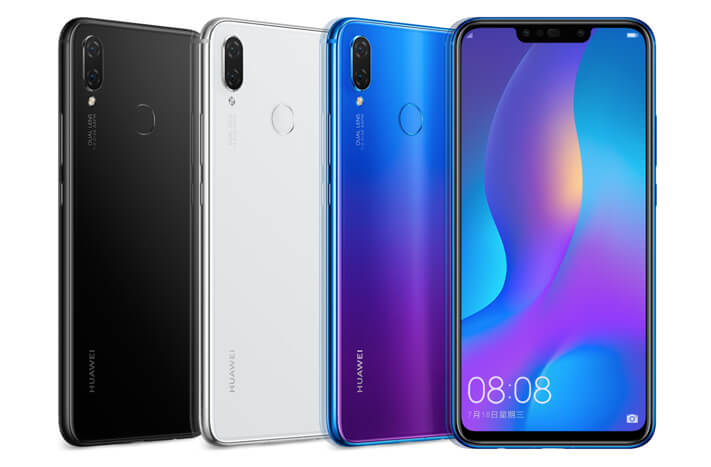HUAWEI nova 3はiPhone XS MAX並の大画面にAIカメラ&GPU TURBO搭載!iPhone無理ならコレを買え!
