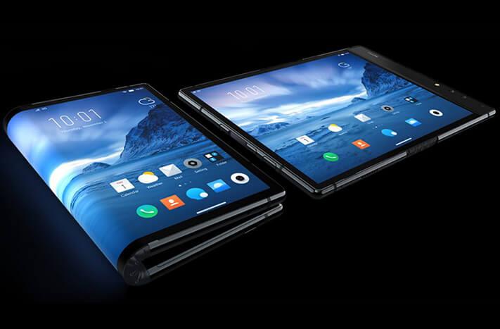 FlexPaiは折りたたみ式スマートフォンを世界ではじめてリリース!SAMSUNGよりAppleより早かった!