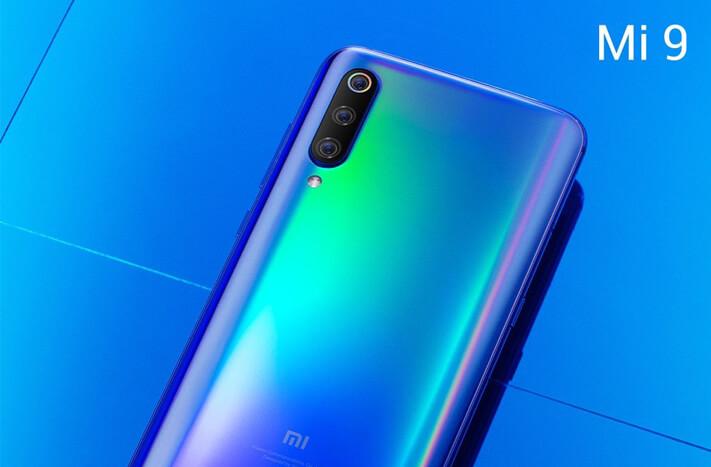 Xiaomi Mi 9が2月20日リリース!世界一のベンチマークとカメラ性能が明らかに!