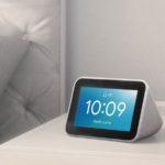 Lenovo Smart Clockが8,800円で予約受付開始!価格とデザインで選ぶならコレ!