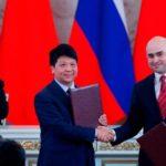 Huawei『さよならアメリカ。よろしくねロシア。』ロシア最大の通信会社MTSと5G契約を締結