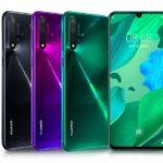 Huaweiが4つレンズの『nova 5 Pro』『nova 5』『nova 5i』を同時リリース!