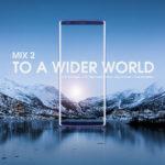 最新技術とハイスペックの融合!DOOGEE MIX 2はガラスの芸術的スマホ!