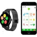 LifePlus LifeLeaf Smartwatch | 世界初、血糖値を計測できるスマートウォッチが医療を変える