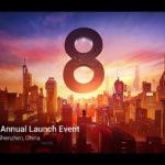 Xiaomi Mi8 / Mi8 SE / Mi Band3 リリースイベントをリアルタイムに実況!