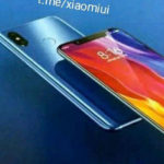 Xiaomi Mi 8 | 販促用ポスターの画像がリーク!本体画像もアリ