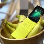 Nokia 8110 4G Bananaはスマホ社会に疲れた人の癒し的存在