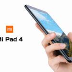 Xiaomi Mi Pad 4がリリース!Snapdragon660採用の最強ゲームタブレットが18,500円〜