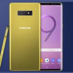 SAMSUNG Galaxy Note 9は8月9日リリース予定!Sスタイラスペンでロック解除が可能に?