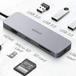Anker 7 in-1 プレミアム USB-CハブはMacBook Pro(2018)を拡張するのにベストな選択肢