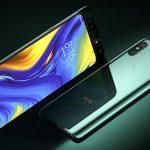 Xiaomi Mi Mix 3はマグネット式スライドカメラ搭載で93.4%の画面占有率を実現!超スタイリッシュスマホ!