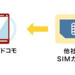 docomo端末をSIMフリー化してみよう!オンラインで簡単無料設定!