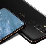 Nokia X71はNokia初のパンチホールディスプレイ搭載!Zeissのトリプルレンズで他社と差別化!