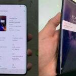 OnePlus 7 Proの画像がリーク!大画面Super Opticディスプレイの湾曲具合がゴイスー