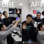 Xiaomi Mi 9ではウォーターマークのカスタマイズが可能!自分だけのメッセージに変えてみよう!