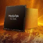MediaTekがQualcommより先に『5Gモデム統合型Soc』をリリースだ!