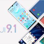 Huawei OSを『EMUI 9.1』にアップデート。6月27日から配信へ