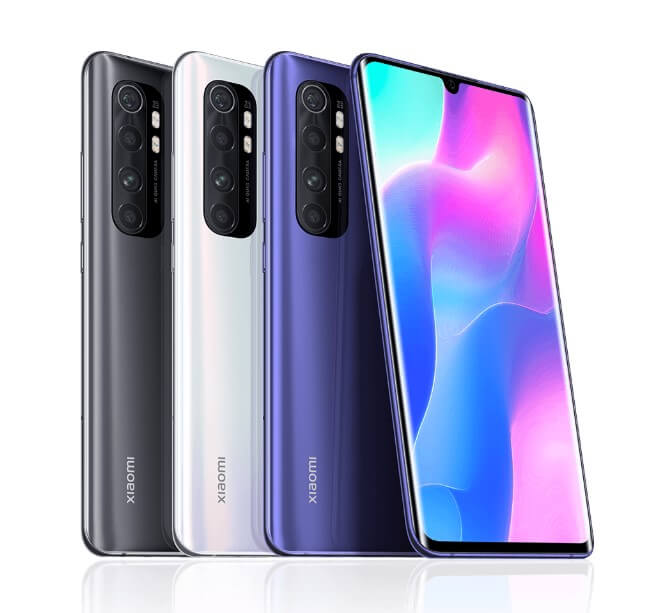 Xiaomi Mi Note 10 Lite SALE