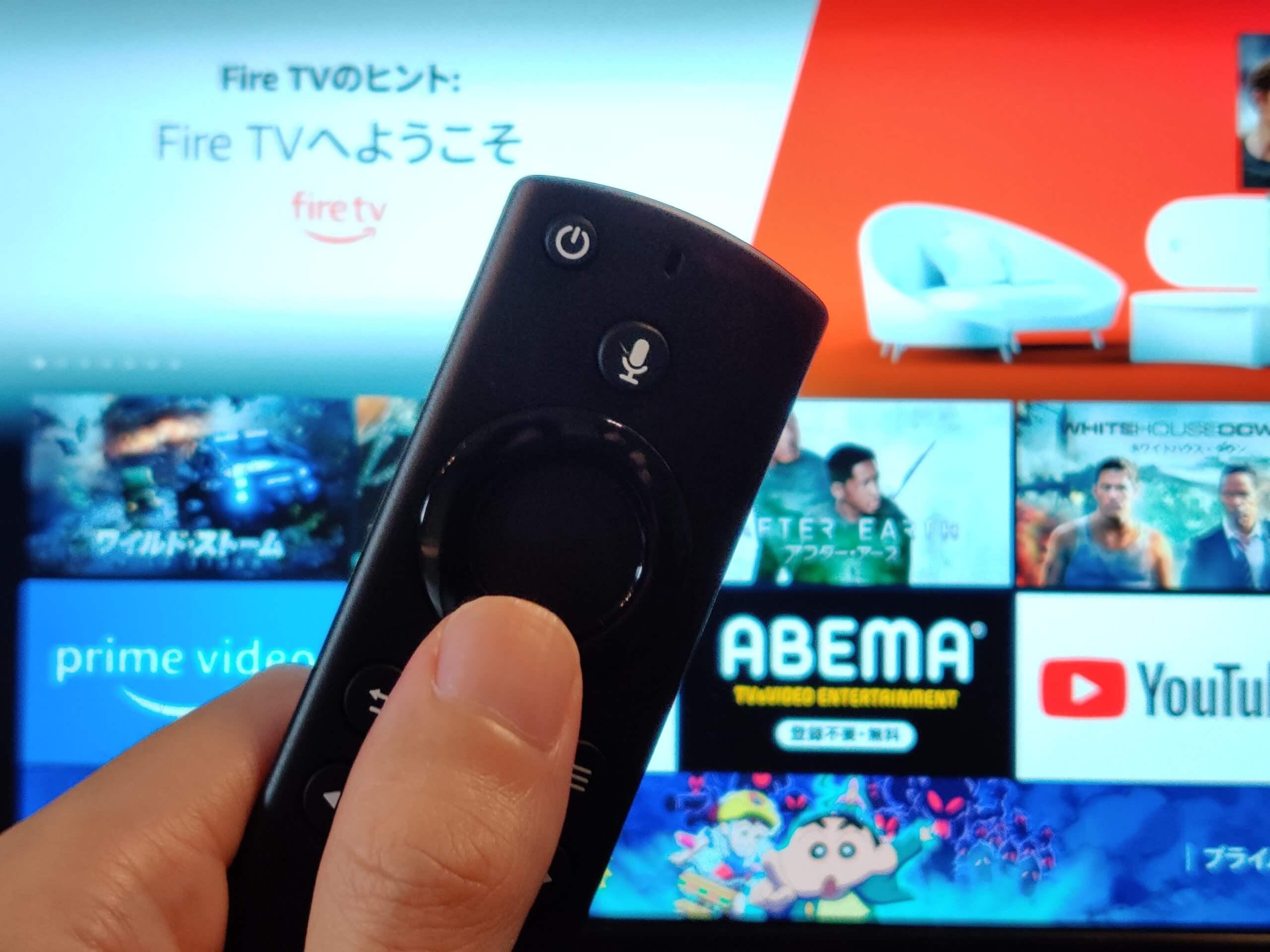 fire tv stickを利用すればリ専用UIとモコン簡単でtverを便利に楽しめる