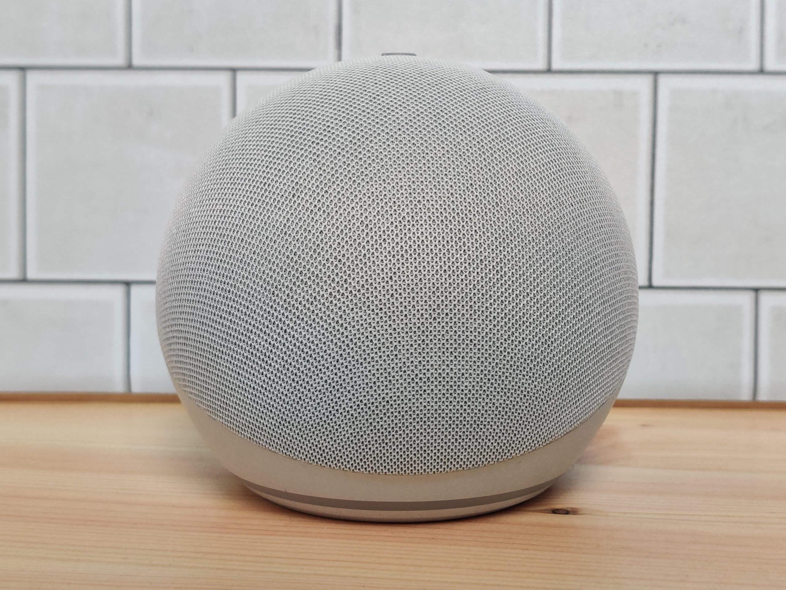 Echo Dot(第4世代)本体