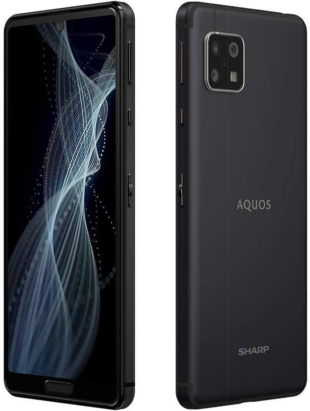 おサイフケータイが使えるSnapdragon 720G搭載モデルAQUOS sense4