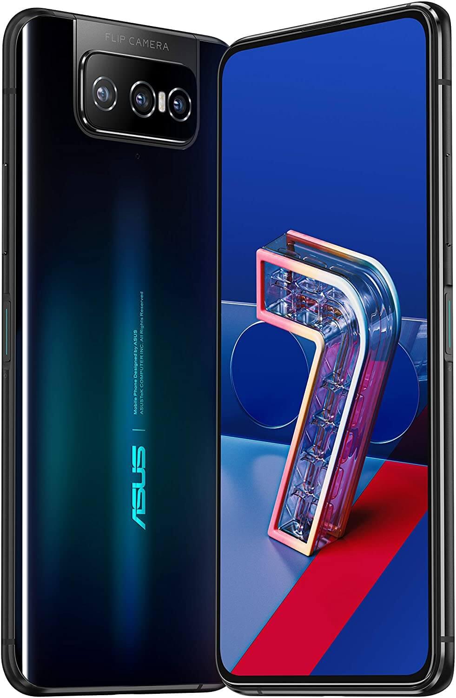 ASUS ZenFone 7 Pro Snapdragon 865 Plus搭載