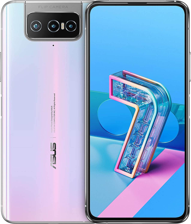 ASUS ZenFone 7 Snapdragon 865搭載