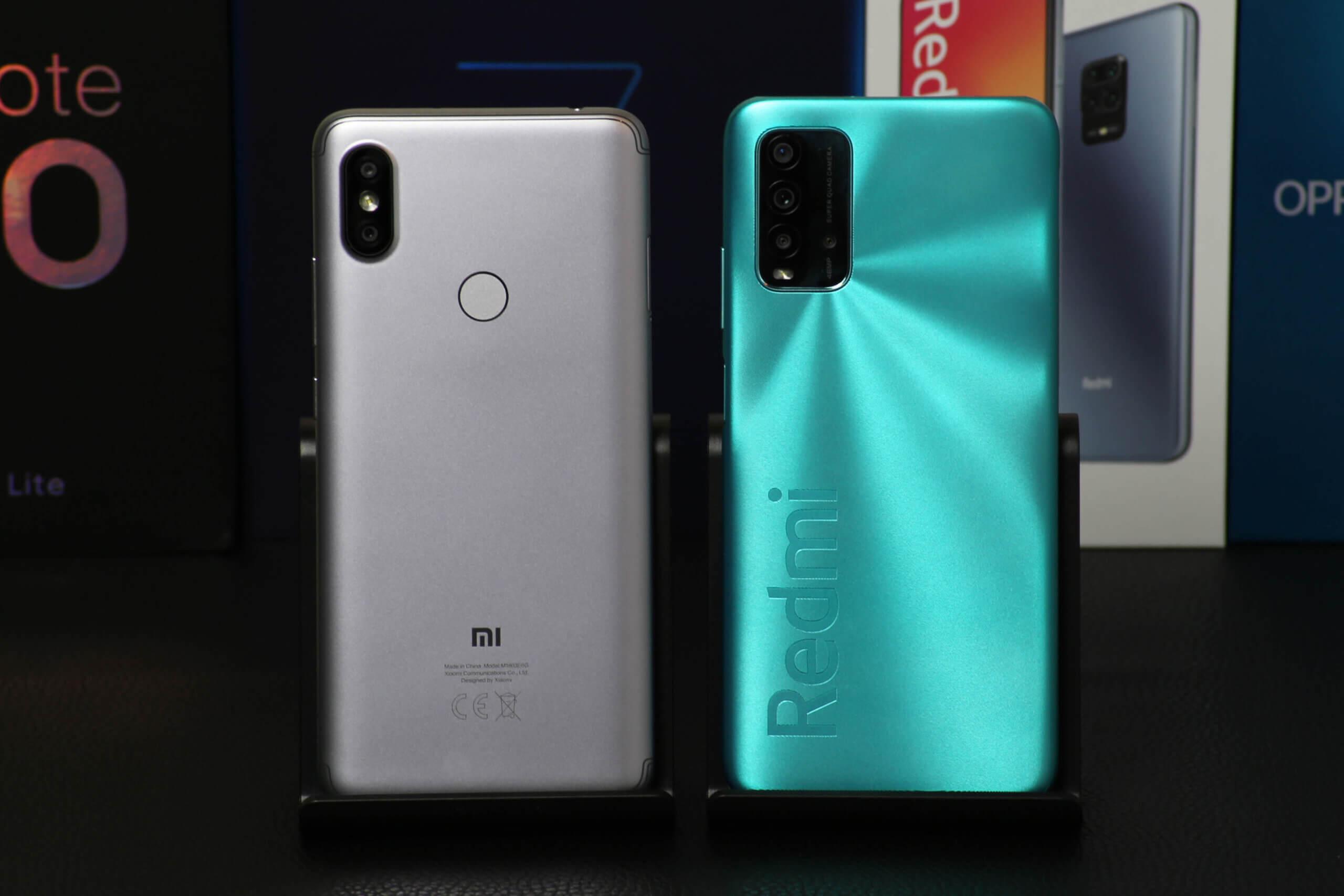 Xiaomi Redmi S2とRedmi 9T