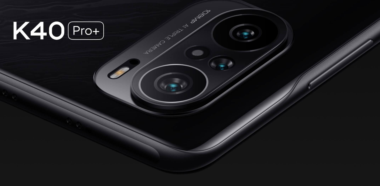 Redmi K40 Pro+のカメラ画像