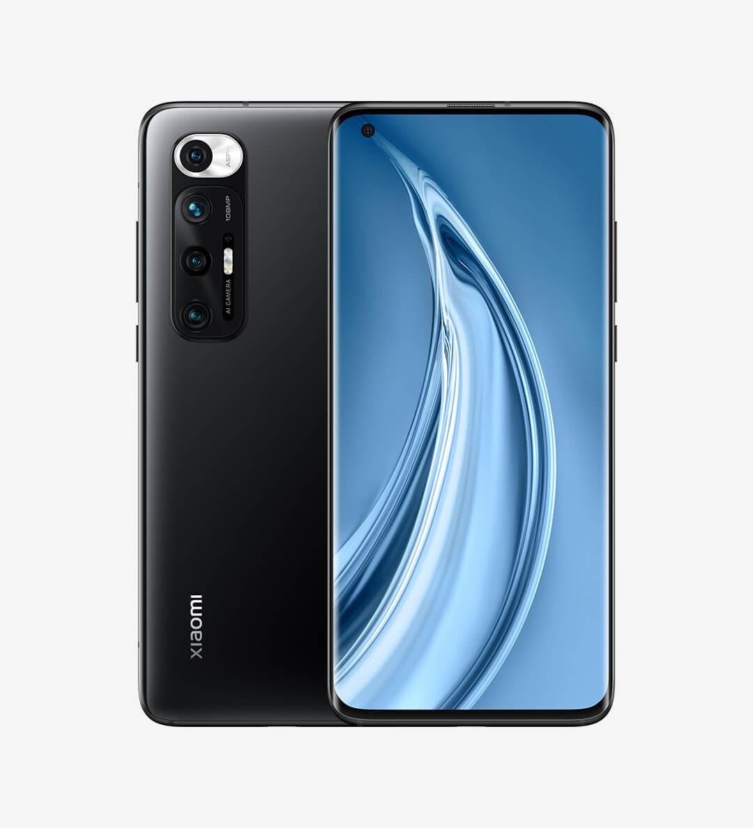 Xiaomi Mi 10Sの画像ブラック