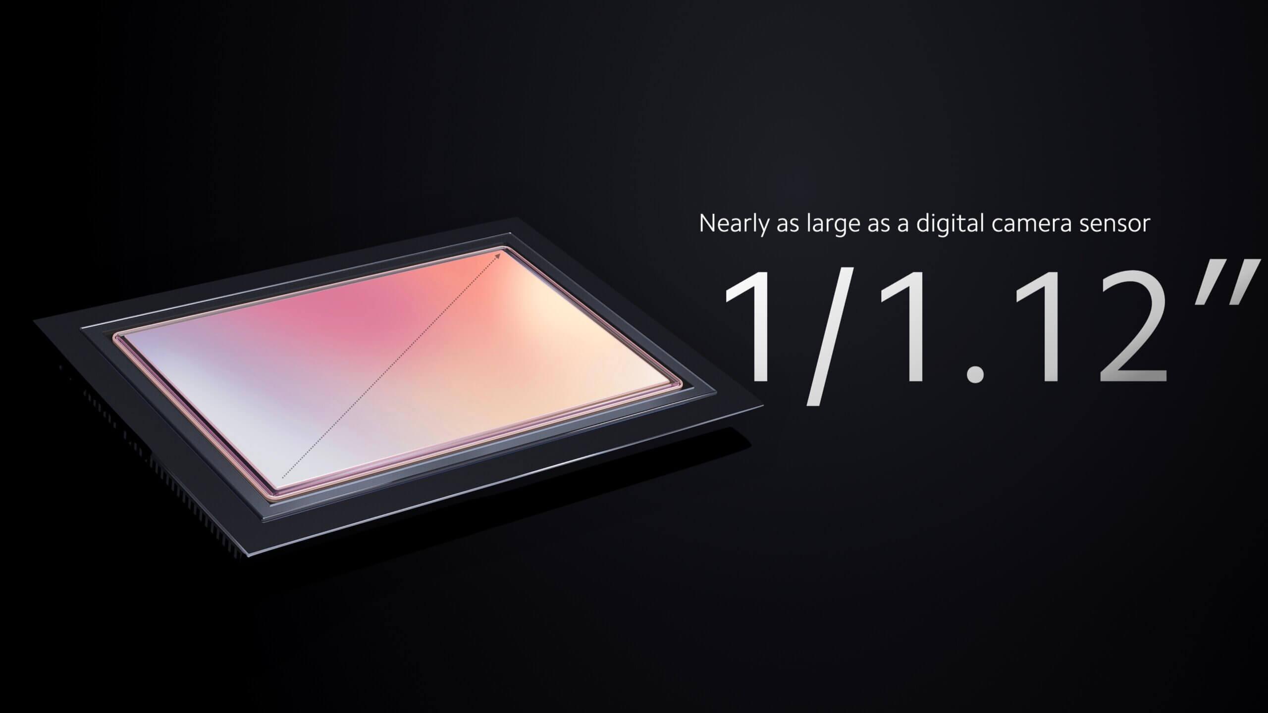 Samsung ISOCELL GN2のイメージセンサーサイズは1/1.12インチ