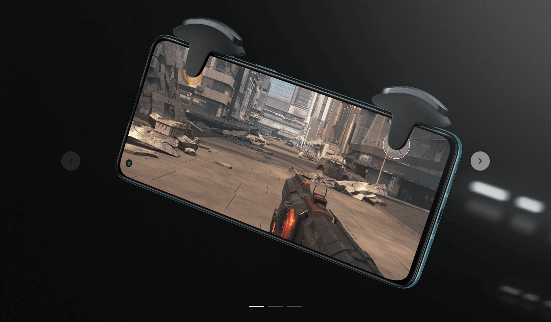 OnePlusはオプション品としてゲーミングトリガーをリリース