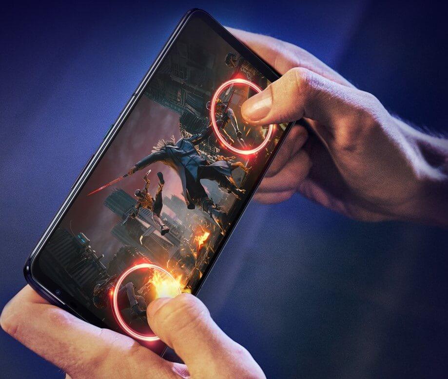 ROG Phone 5シリーズのディスプレイは視認性と機動性、耐久性を兼ね備えた作り