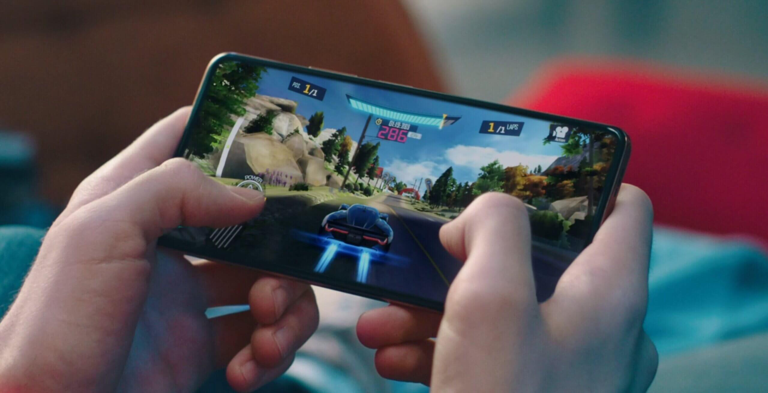 Redmi Note 10 Proは240Hzのタッチサンプリングレートに対応。FPSなどのゲームを優位に戦える