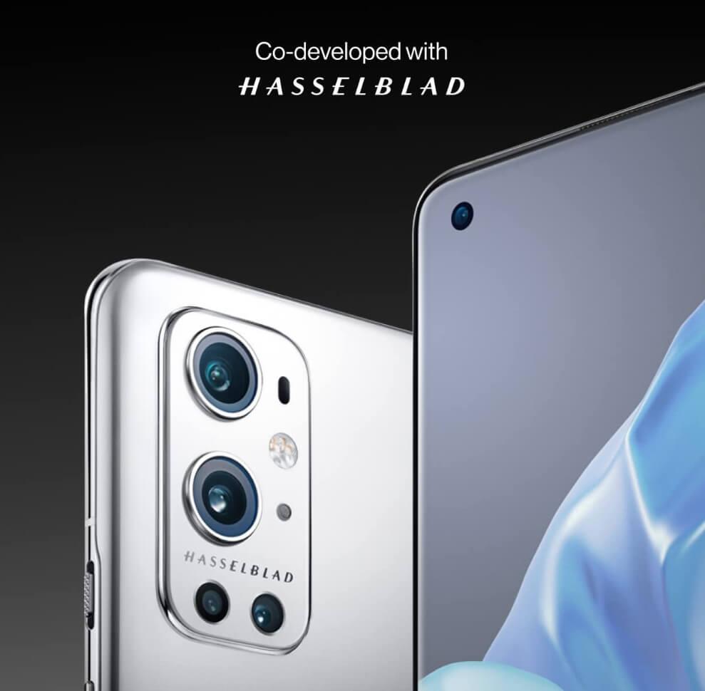 OnePlus 9シリーズはHasselbladと共同開発したカメラを搭載